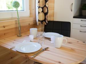 Hamgården Nature Resort Tiveden, Country houses  Tived - big - 19