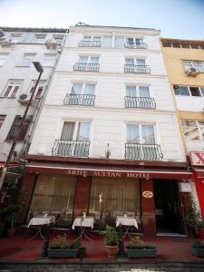 Arife Sultan Hotel, Hotels  Istanbul - big - 41