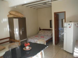 Pousada e Hostel Pedra do Elefante, Pensionen  Guarapari - big - 11