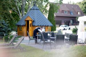 Hotel-Restaurant Vinothek Lamm, Hotels  Bad Herrenalb - big - 43