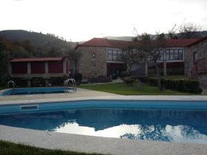 Casa D`Auleira, Farm stays  Ponte da Barca - big - 71