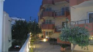 Iolkos Hotel Apartments, Apartmanhotelek  Káto Daráco - big - 102