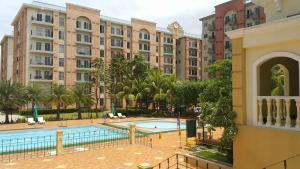 Chateau Elysee Condo Unit - Vendome, Apartmanok  Manila - big - 106