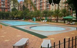 Chateau Elysee Condo Unit - Vendome, Apartmanok  Manila - big - 33