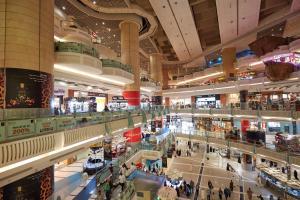 Pullman ZamZam Makkah, Отели  Мекка - big - 42