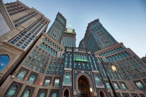 Pullman ZamZam Makkah, Отели  Мекка - big - 43
