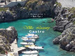 Villas Deluxe, Nyaralók  Castro di Lecce - big - 49