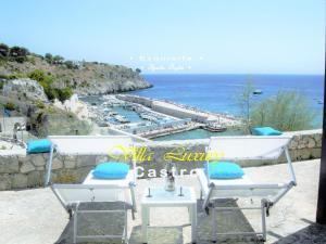 Villas Deluxe, Nyaralók  Castro di Lecce - big - 55