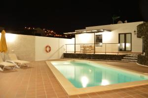 Casa Alba, Ferienhäuser  Nazaret - big - 46