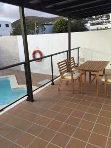 Casa Alba, Holiday homes  Nazaret - big - 23