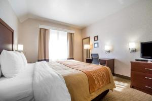 Comfort Inn Elko, Hotels  Elko - big - 5