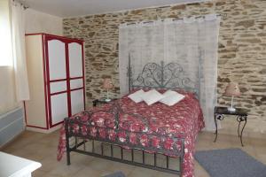 Moulin de Benneville, Affittacamere  Cahagnes - big - 3