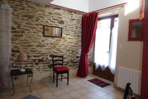 Moulin de Benneville, Affittacamere  Cahagnes - big - 2
