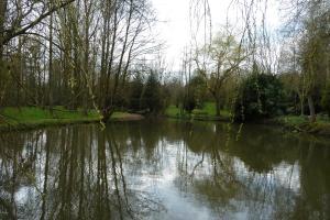 Moulin de Benneville, Pensionen  Cahagnes - big - 10