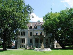 Schlosshotel zum Markgrafen, Отели  Кведлинбург - big - 25