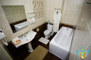 Hotel Frantsuzky Kvartal All inclusive, Hotel  Vityazevo - big - 3