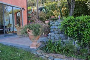 Casa della Cornice, Dovolenkové domy  La Spezia - big - 21