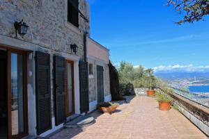 Casa della Cornice, Dovolenkové domy  La Spezia - big - 65