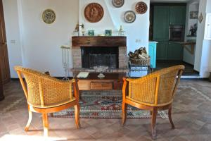 Casa della Cornice, Dovolenkové domy  La Spezia - big - 87
