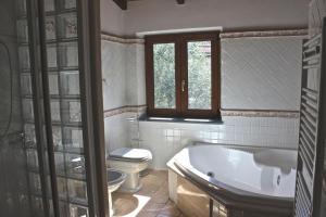 Casa della Cornice, Dovolenkové domy  La Spezia - big - 103