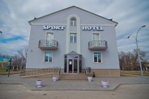 Sport Hotel, Hotel  Volzhskiy - big - 116