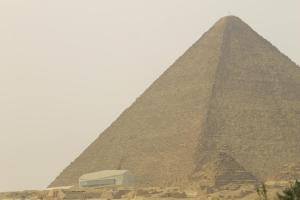 Horus Guest House Pyramids View, Pensionen  Kairo - big - 28