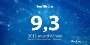 Sun Nicolas, Apartmanhotelek  Káto Daráco - big - 29