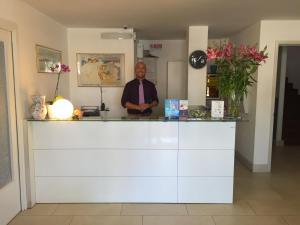 Hotel Alla città di Trieste, Hotel  Grado - big - 36