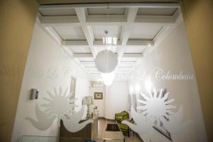 Hotel Villa La Colombaia, Hotels  Portici - big - 40