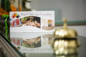 Hotel Villa La Colombaia, Hotels  Portici - big - 117