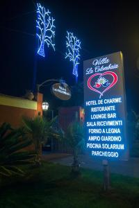 Hotel Villa La Colombaia, Hotels  Portici - big - 103