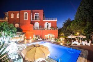 Hotel Villa La Colombaia, Hotels  Portici - big - 88