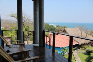 Kayu Resort & Restaurant, Hotely  El Sunzal - big - 6