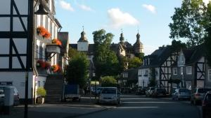 Ferienwohnung Bad Berleburg, Dovolenkové domy  Bad Berleburg - big - 21