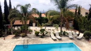 Villa Anna Maria, Vily  Coral Bay - big - 67
