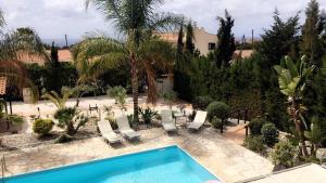 Villa Anna Maria, Vily  Coral Bay - big - 32