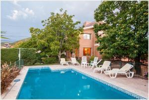 Descanso las Tres Marias, Hotely  Villa Carlos Paz - big - 43