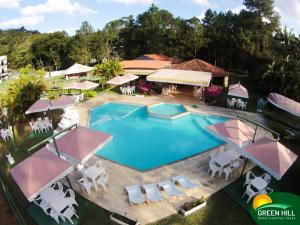 Hotel Green Hill, Hotel  Juiz de Fora - big - 50