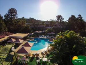 Hotel Green Hill, Hotel  Juiz de Fora - big - 49