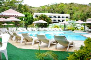 Hotel Green Hill, Hotely  Juiz de Fora - big - 47
