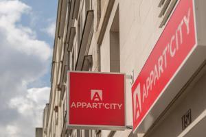 Appart'City Confort Paris Rosny-sous-Bois, Aparthotely  Rosny-sous-Bois - big - 19