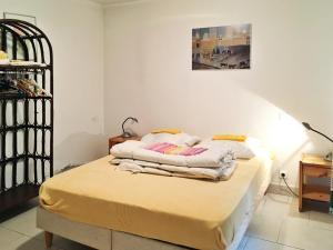 Orange Apartment, Apartmány  Marseillan - big - 8