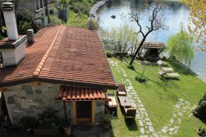 Casa Capanno, Holiday homes  Varenna - big - 51