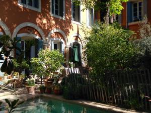 La Merci, Chambres d'hôtes, Bed & Breakfast  Montpellier - big - 64