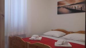 Sunny Apartments, Апартаменты  Омиш - big - 7