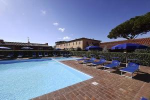 Podere San Giuseppe, Apartmanhotelek  San Vincenzo - big - 27