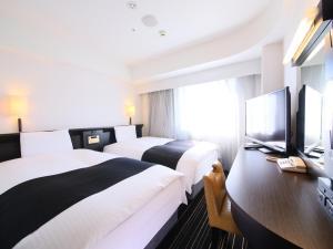 APA Hotel Keisei Narita Ekimae, Hotely  Tokio Narita - big - 8