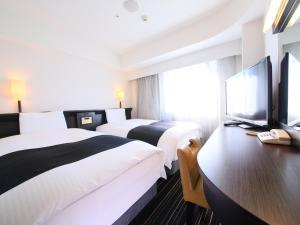 APA Hotel Keisei Narita Ekimae, Hotely  Tokio Narita - big - 7
