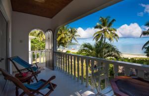Le Tropique Villa, Holiday homes  Grand'Anse Praslin - big - 41