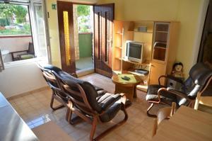 One-Bedroom Apartment in Rovinj/Istrien 11748, Apartmány  Rovinj - big - 8